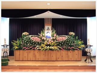 花祭壇(家族・一般葬儀向き)プラン