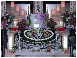 花祭壇プラン